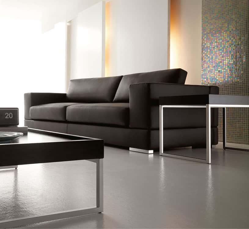 Divani in pelle classici e moderni di danti divani for Divani in pelle di design